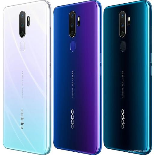 oppo  A9 2020 Mobiles Marine Green, Space Purple, Vanilla Mint