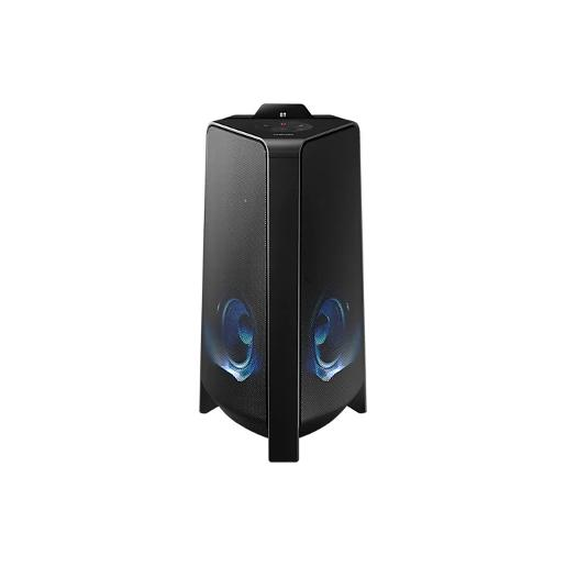 Samsung Sound Tower   1500W  Pump up the bass  Bluetooth  USB  LED Party Lights  Karaoke Mode with 2 Mic Inputs