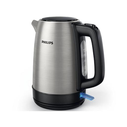 philips Kettle silver 1.7 L