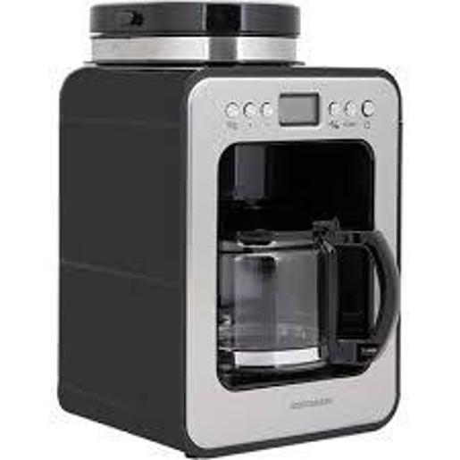 goldmaster filter coffee machine 2 in 1 coffee pean and bowder mode selection 600w