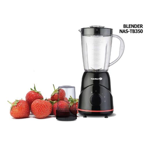 TEKMAZ Blender 350w  1.5l 3 Speed