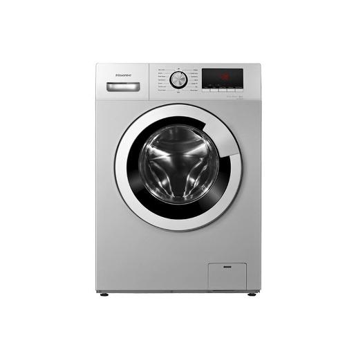 HISENSE Washing Machine 10KG  Silver   A+++