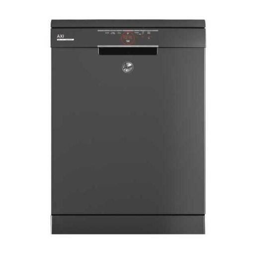 hoover  Dish Washer 9 programs 15 Set  black   A++