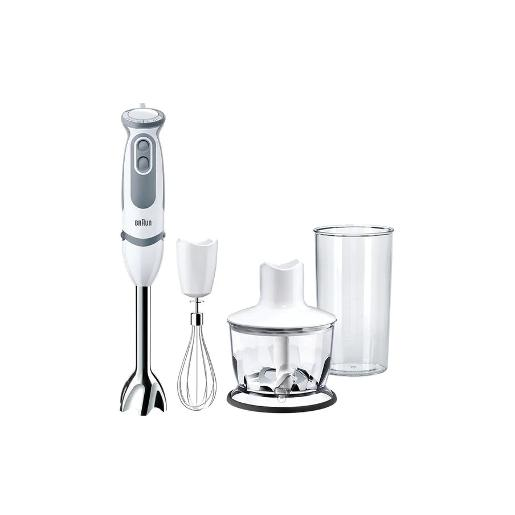 BRAUN HAND BLENDER Enjoy maximum precision and power in the palm your hand – the new Multi