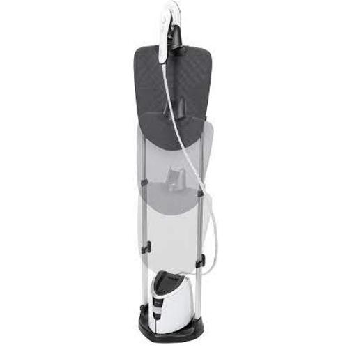 PRINCESS GARMENT STEAMER 2 IN 1 FUNCTION STEAMING AND IRONING THE IRONING BOARD CAN