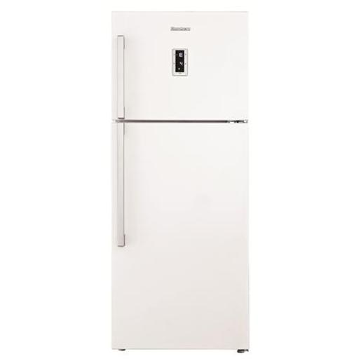 BLOMBERG two doors  Refrigerator White B