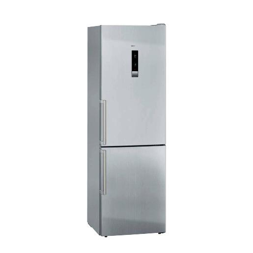 Siemens French  Refrigerator Stainless Steel A++