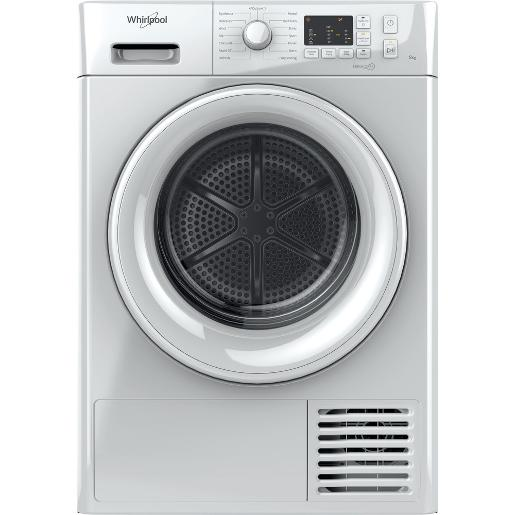 WHIRLPOOL Dryer 8 Kg Silver