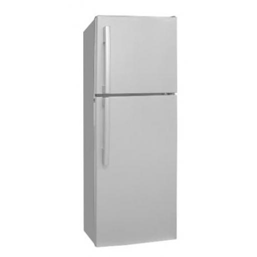 National Deluxe two doors  Refrigerator Silver Inverter