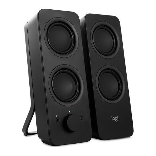 Logitech 2.0 Stereo Computer Speakers With Bluetooth