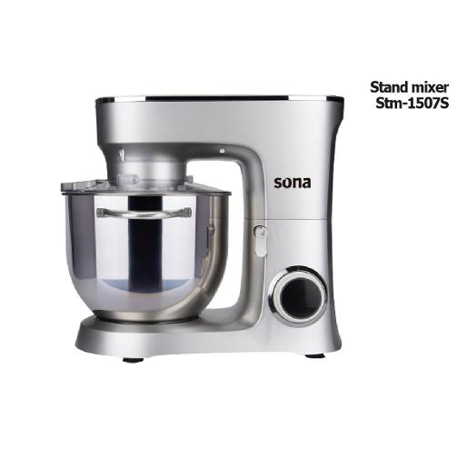 SONA Stand Mixer 1300 W Silver