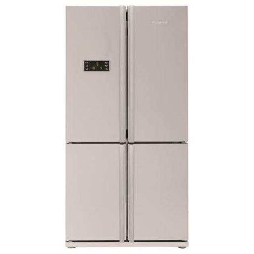BLOMBERG four doors  Refrigerator Stainless Steel A+