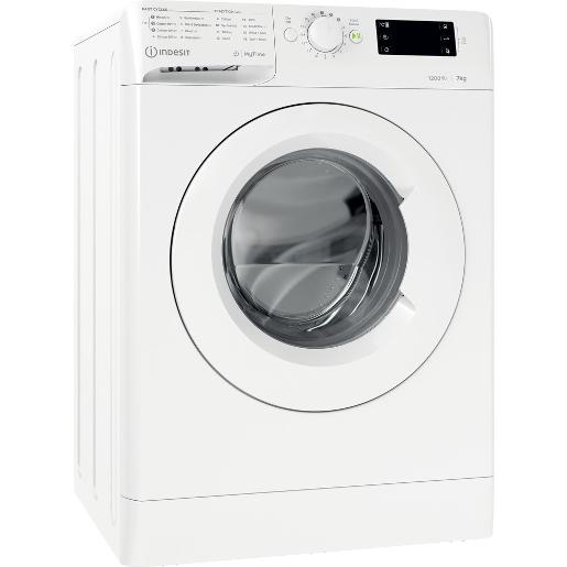 INDESIT washing machine 7kg 1200rpm A+++ MY TIME white color