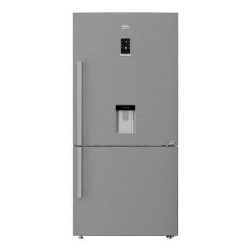 BEKO French  Refrigerator Silver A++