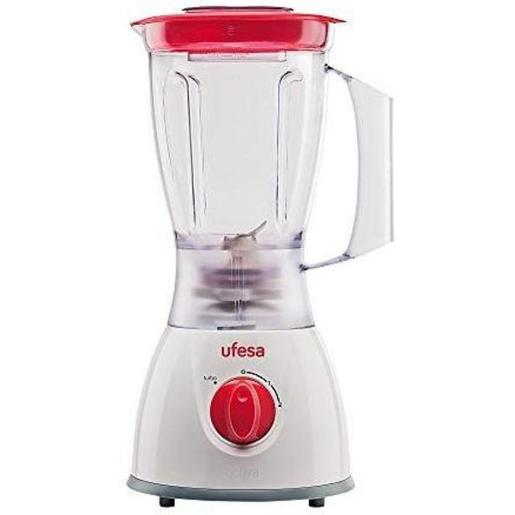 ufesa Stand Mixers 450 W  white // red